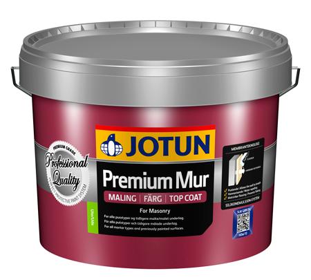 Billede af Jotun Premium Murmaling 0,75 liter