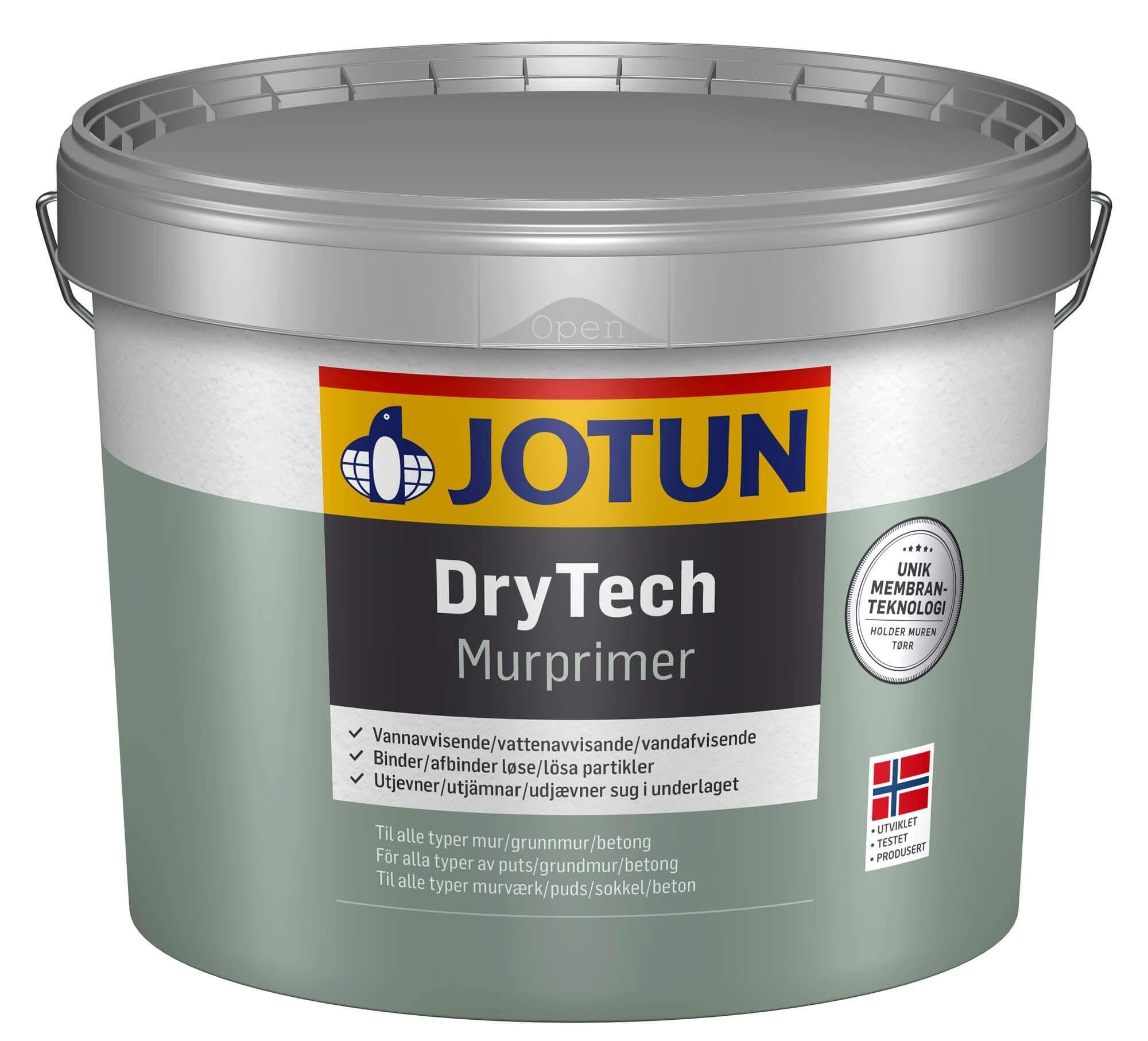 Billede af Jotun DryTech Mur Grunding 2,7 liter