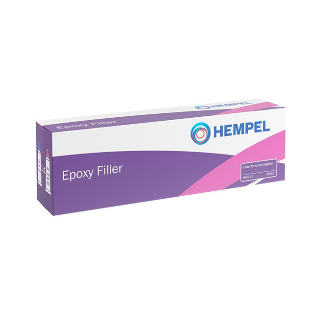 Hempel Epoxy Filler - 130 ml.
